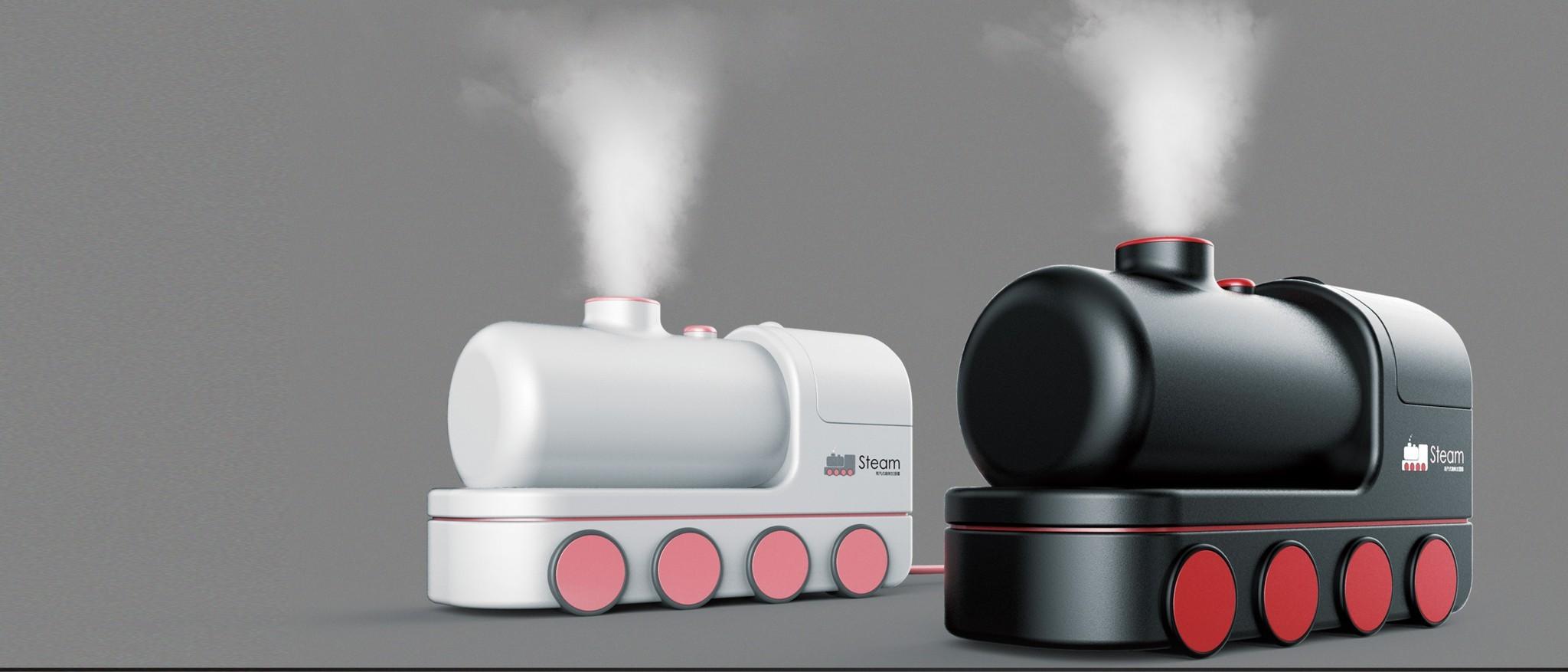 小火车外型设计